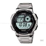 CASIO Standard Digital [AE-1000WD-1AVDF] - Jam Tangan Pria Sport